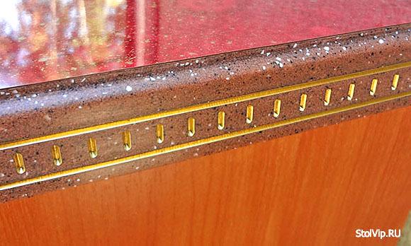 комбинированные столешницы