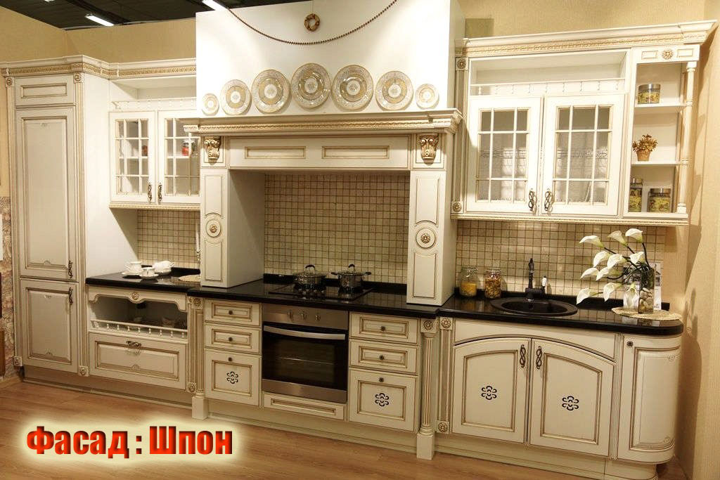 Кухня афина фото