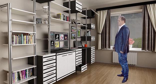 Надоела обычная корпусная мебель из ЛДСП?