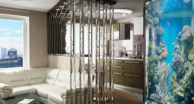 Пузырьковые панели для мебели и интерьера