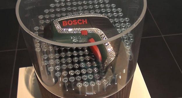 День открытых дверей в Bosch, новинки электроинструмента 2015-2016.