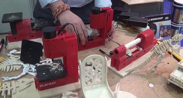 Модульный конструктор PLAYMAT