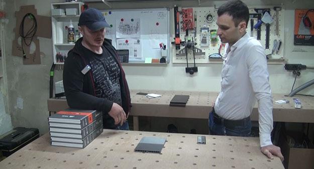 В гостях у СлавянСлавяныча, Часть 2, Про мебельный бизнес