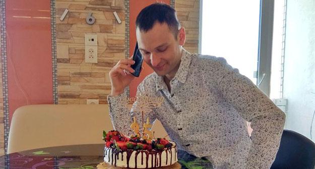 Андрею Лаппо 35 лет! Поздравления, отзывы, скидки, подарки.